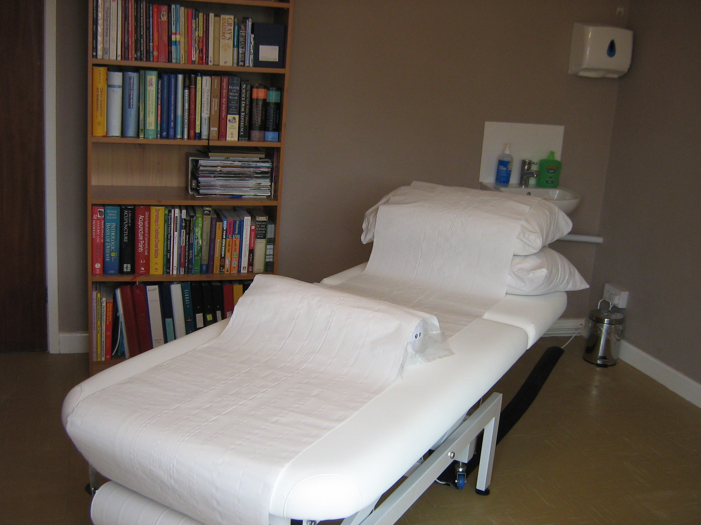 Navenby Treatment Room